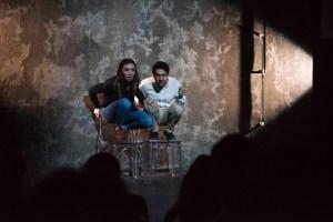 Parásitos: teatro desde casa