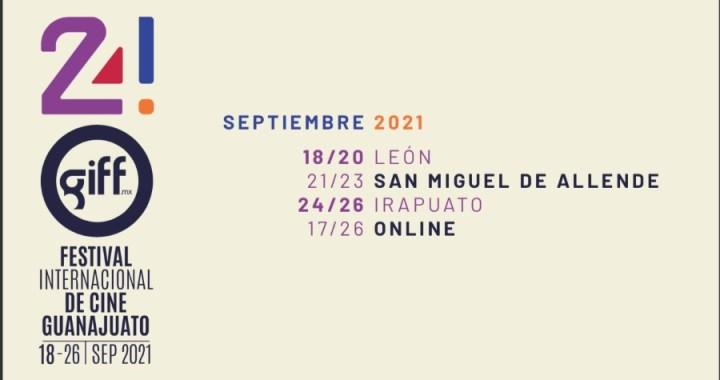 188 películas forman parte de la 24ª edición del festival de cine de Guanajuato