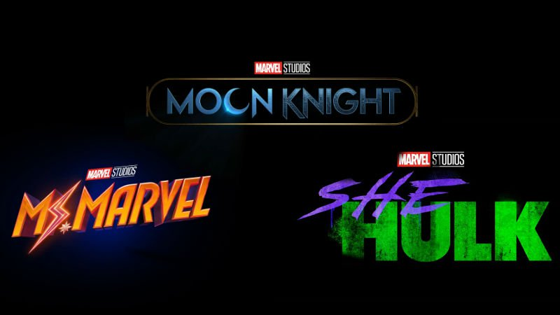 She-Hulk, Moon Knight & Ms. Marvel
