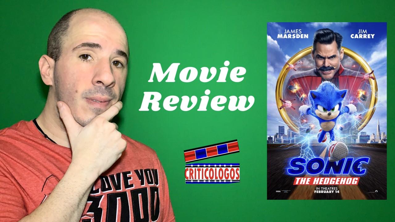 Sonic The Hedgehog Movie Review By Rmediavilla Criticologos