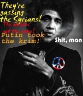 Obama shit!