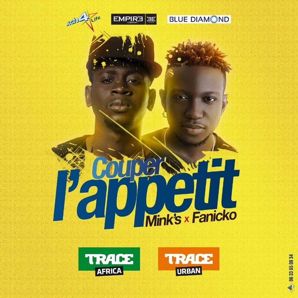 [Download][Hot Video+Audio]: Minks Featuring Fanicko - Couper L'Appetit (Directed by NS Pictures)