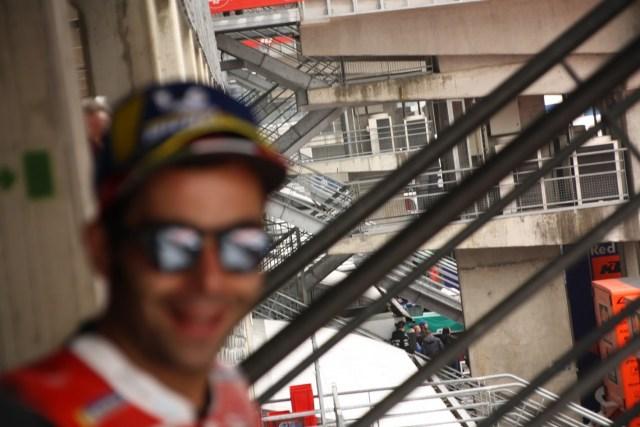Mes anecdotes MotoGP : Danilo Petrucci au Mans en 2019