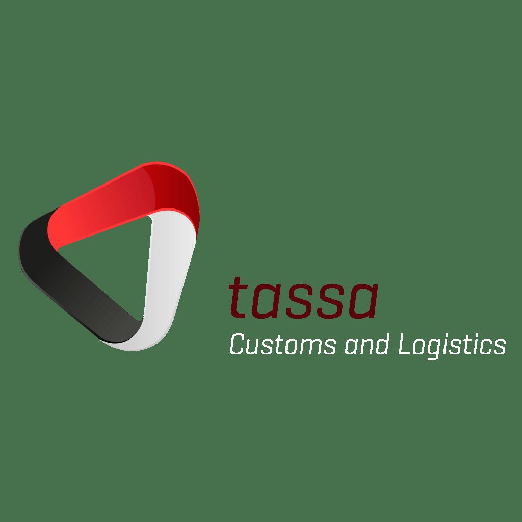 Logotipo oficial de tassa. Logotip oficial de tassa.