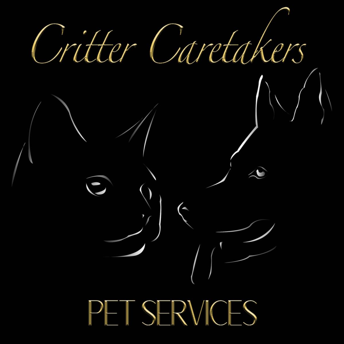 critter caretaker logo
