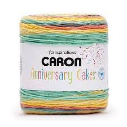 Ravelry: Caron Anniversary Cakes