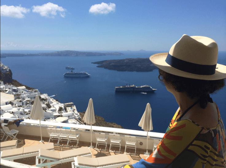 Greece Trip - Santorini - Marcia Crivorot