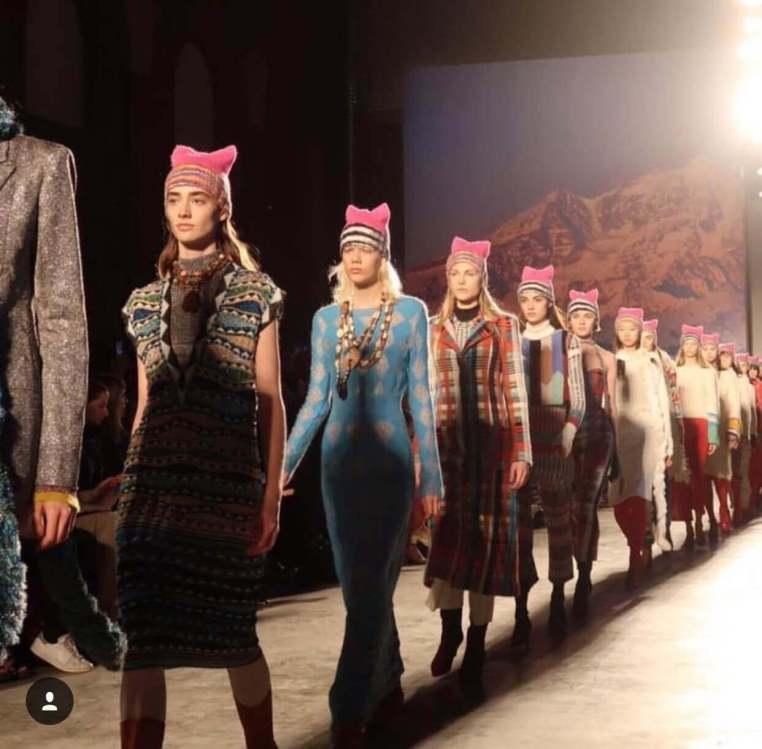 Cor Rosa - Missoni - Crivorot Scigliano - Marcia Crivorot - personal stylist em Nova York - personal shopper em Nova York