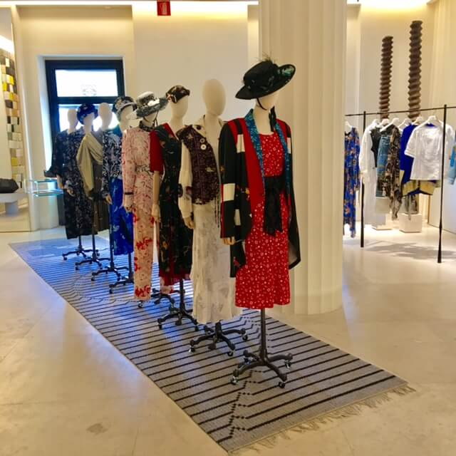 Personal Shopping in Madrid - Loewe - Crivorot Scigliano - Marcia Crivorot -personal stylist in NY - personal stylist in Westchester, NY - personal shopper in NY - personal shopper in Westchester, NY