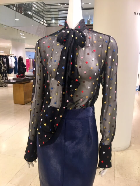 Do you like polka dots?-Givenchy-Barneys-Marcia Crivorot - personal stylist - personal stylist in New York - personal stylist in Westchester , NY - personal shopper in NY - personal shopper in Westchester, NY