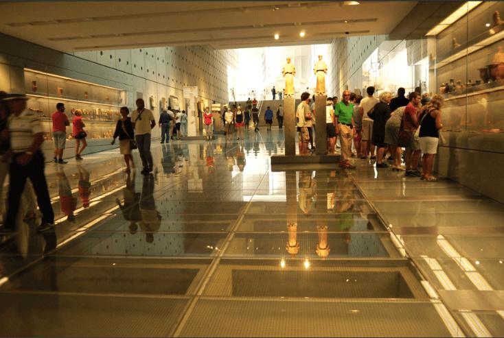 Greece Trip- Athens - Acropolis Museum - Marcia Crivorot