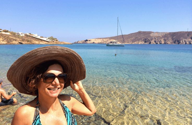Greece Trip - Mykonos - Marcia Crivorot