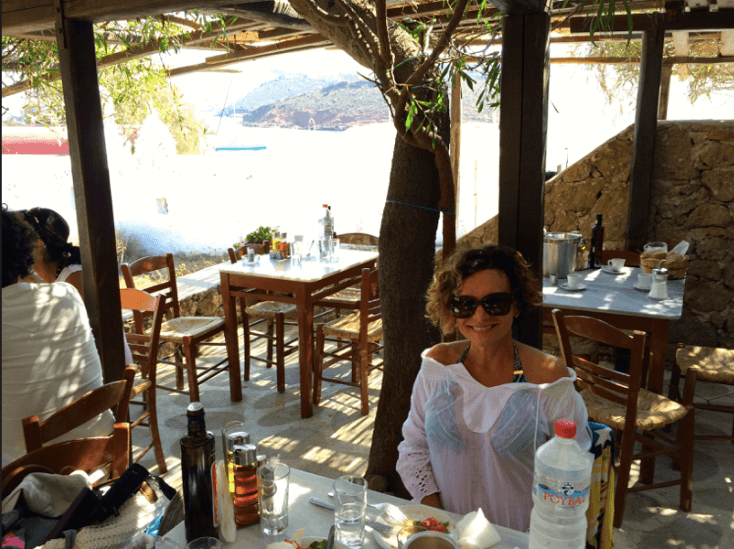 Greece Trip- Mykonos - Kikis - Marcia Crivorot