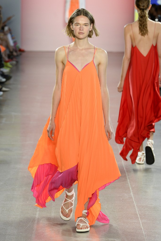 NYFY Spring Trends: Bright Colors, Spring 2019, trends, colors, Fashion week, Crivorot Scigliano, Marcia Crivorot, personal stylist in NYC, personal stylist in Westchester NY