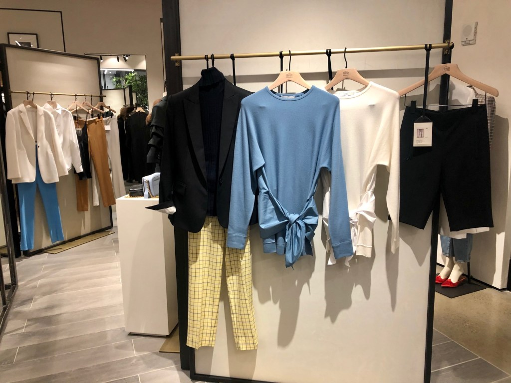 12 Things that I liked at Hudson Yards Mall, new mall in NYC, new stores in NYC, trends, Experience, retail in NYC, Cnservatory, Forty Five Ten, Neiman Marcis, personal stylist in NYC, personal stylist in Westchester NY, Crivorot Scigliano, Marcia Crivorot