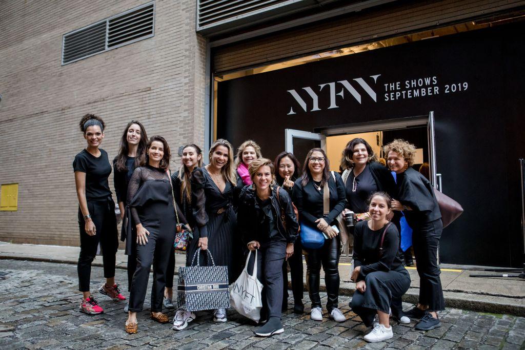 NY Fashion Tour - o inovador curso de moda durante o NYFW, NY Fashion Tour, Curso de Moda em Nova York, Curso de moda, Curso em Nova York, Curso de moda em Nova Iorque, Curso em Nova Iorque, Semana de moda , NY Fashion Week, backstage de desfile, como participar de desfile, como trabalhar na NYFW, como participar de backstage de desfile, aulas no FIT, curso no FIT, FIT NY, Crivorot Scigliano