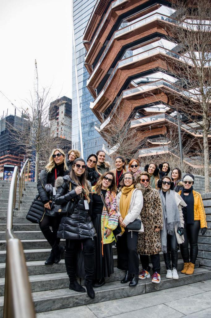 A CrivorotScigliano completou mais um curso em NY, leia o relato feito pela aluna Erika Paiva sobre o NY Fashion Tour.