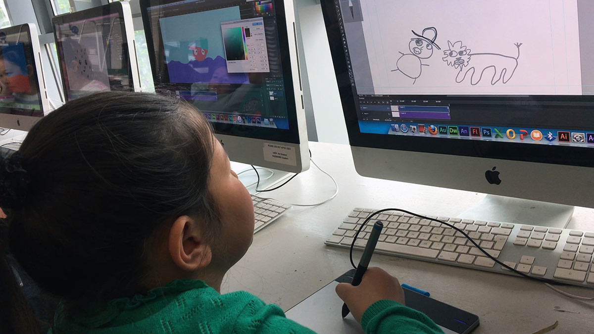 Animation masterclass with Tim Stokes