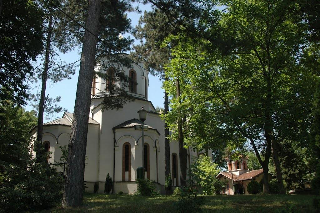 Crkva u Rakovici