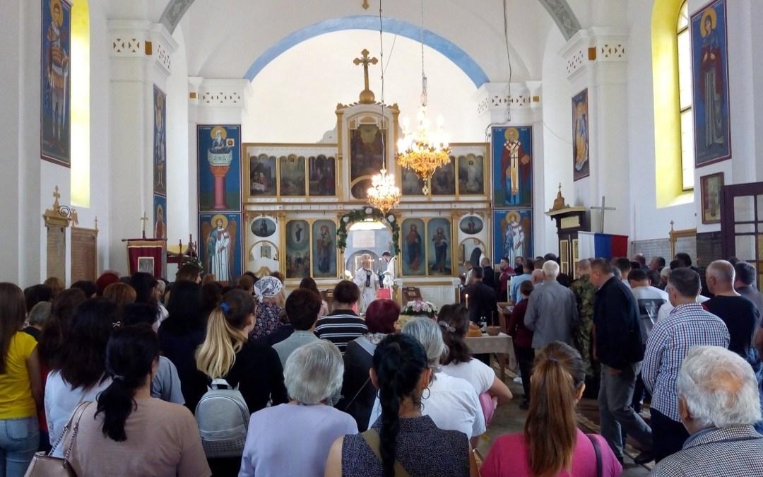 Обележили смо Спасовдан и 154 године храма