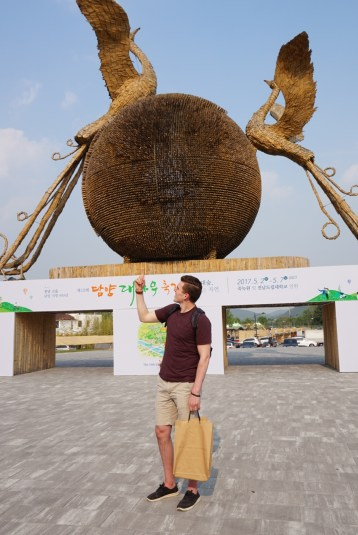 Completely made out of bamboo!
