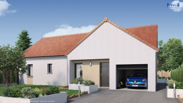 plan maison avec garage a telecharger