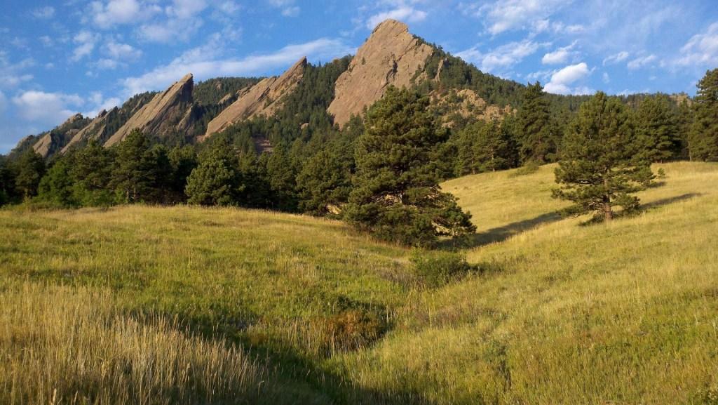 Boulder, CO - Flatirons