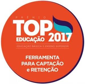 CRM Educacional conquista Prêmio Top Educação 2017