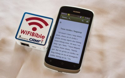 What CRMF Does: (Part 2) WIFIBible