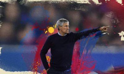 Quique Setién se convirtió en el nuevo técnico del FC Barcelona en sustitución de su colega Ernesto Valverde. El acuerdo entre el Barsa y Setién es hasta junio de 2022. (Foto: FC Barcelona)