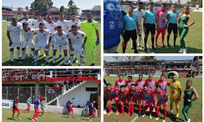 Comunicaciones e Iztapa mantienen el liderato compartido del torneo Clausura 2020. (Foto: Liga Nacional)