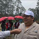 Juan de Dios Reyes, organizador del Medio Maratón Internacional de Cobán, aseguró que el evento sigue en pie. (Foto: Eduardo Sam)