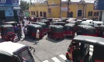 Los mototaxis que operan de manera ilegal son los que la PMT intenta sacar de circulación. (Foto: Cristian Soto)