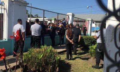 Los presos protestaron desde los tejados de la cárcel argentina para pedir ser excarcelados. (Foto: EFE)
