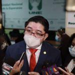 Carlos Sandoval, Secretario de Comunicación Social de la Presidencia, adelantó que el Ejecutivo solicitará ampliar el estado de calamidad pública. (Foto: AGN)