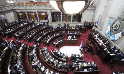 Los diputados aprobaron en sesion extraordinaria la prórroga al Estado de Calamidad por 30 días más. (Foto: Congreso de la República)