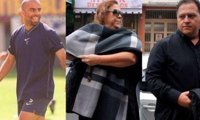 """El exfutbolista colombiano Mauricio """"Chicho"""" Serna y la viuda e hijo de Pablo Escobar, fueron enviados a juicio en Argentina. (Foto: Twitter)"""