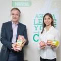 Cereales Nestlé Cubitos