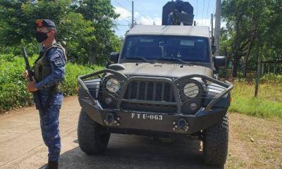 Los elementos del Ejército de Guatemala patrullan algunas regiones de los departamentos de Alta Verapaz e Izabal. (Foto: DCA)