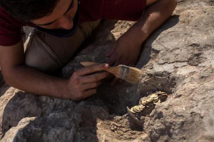 Los arqueólogos hicieron el hallazgo en Israel. (Foto: EFE)