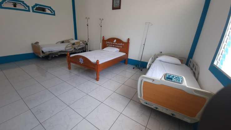 La clínica está totalmente equipada y su personal fue capacitado para la atención de pacientes. (Foto: Cristian Soto)