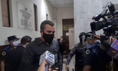 Alejandro Sinibaldi, exministro de Comunicaciones, quedó ligado a proceso penal por el caso Cooptación del Estado. (Twitter Canal Antigua)