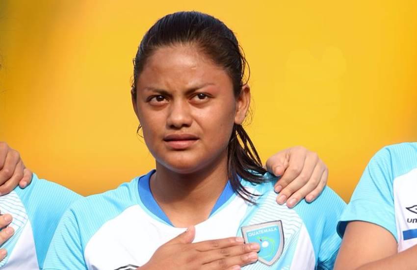 La futbolista guatemalteca Karen Barrera se encuentra desaparecida desde el 30 de septiembre. (Foto: Twitter)