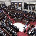 La elección de cortes continúa en espera, los diputados del Congreso no han hecho la elección. (Foto: Archivo)