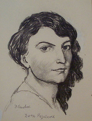 Portret Dore Pejačević