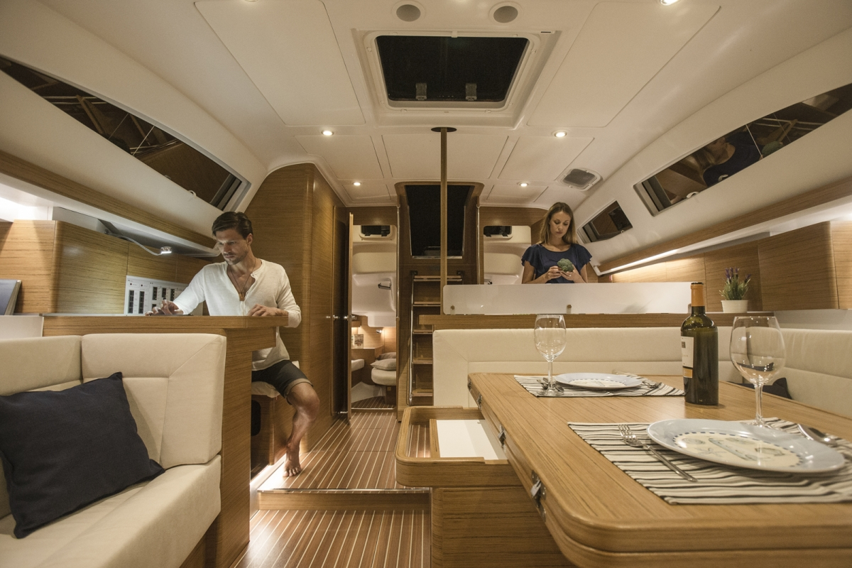 Elan 45 Impression Yacht And Boat Charters Rentals In