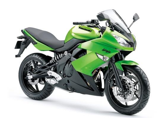 Nova Kawasaki chega como mais uma opção no segmento de 600 cm³