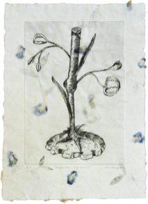 Mouth tree / Stork leg,
