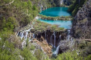 Magnificent Plitvice Lakes