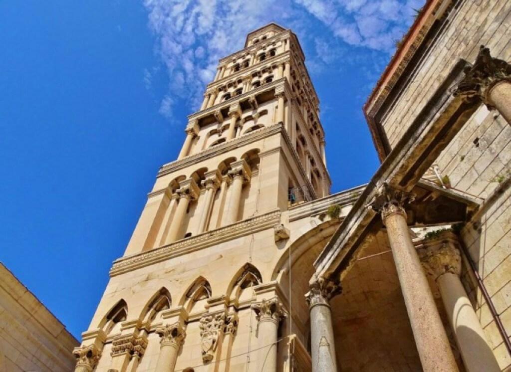 St Domnius Cathedral in Split